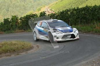 © North One Sport Ltd. 2010 / Octane Photographic Ltd. 2010 WRC Germany SS15, 22st August 2010. Digital Ref: 0210cb1d8476