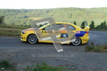 © North One Sport Ltd. 2010 / Octane Photographic Ltd. 2010 WRC Germany SS15, 22st August 2010. Digital Ref: 0210lw7d7694