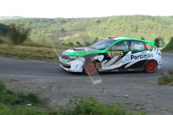 © North One Sport Ltd. 2010 / Octane Photographic Ltd. 2010 WRC Germany SS15, 22st August 2010. Digital Ref: 0210lw7d8109