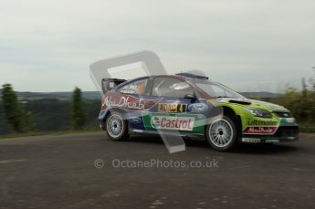 © North One Sport Ltd. 2010 / Octane Photographic Ltd. 2010 WRC Germany SS17, 22st August 2010. Digital Ref: 0211cb1d8899
