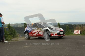 © North One Sport Ltd. 2010 / Octane Photographic Ltd. 2010 WRC Germany SS17, 22st August 2010. Digital Ref: 0211cb1d8957