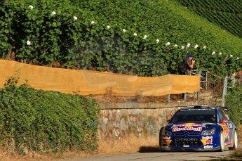 © North One Sport Limited 2010/Octane Photographic Ltd. 2010 WRC Germany SS6 Moseland II, Kimi Raikkonen/Kaj Lindstrom, Citroen C4 WRC.  20th August 2010. Digital Ref : 0159lw7d5209