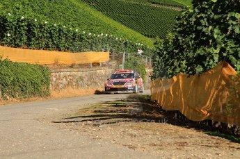 © North One Sport Limited 2010/Octane Photographic Ltd. 2010 WRC Germany SS6 Moseland II.  20th August 2010. Digital Ref : 0159lw7d5221