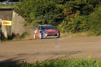 © North One Sport Limited 2010/Octane Photographic Ltd. 2010 WRC Germany SS9 Freisen Westrich I. 21st August 2010. Digital Ref : 0160cb1d5475