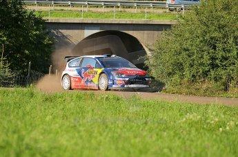© North One Sport Limited 2010/Octane Photographic Ltd.  2010 WRC Germany SS9 Freisen Westrich I. 21st August 2010. Digital Ref : 0160cb1d5514