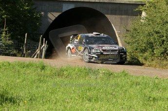 © North One Sport Limited 2010/Octane Photographic Ltd.  2010 WRC Germany SS9 Freisen Westrich I. 21st August 2010. Digital Ref : 0160cb1d5742