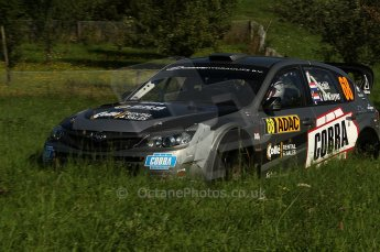 © North One Sport Limited 2010/Octane Photographic Ltd.  2010 WRC Germany SS9 Freisen Westrich I. 21st August 2010. Digital Ref : 0160cb1d6221