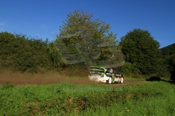 © North One Sport Limited 2010/Octane Photographic Ltd.  2010 WRC Germany SS9 Freisen Westrich I. 21st August 2010. Digital Ref : 0160LW7D5469