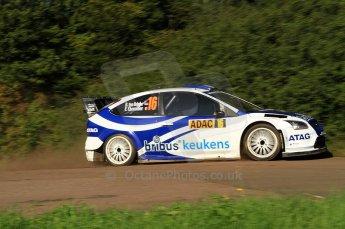 © North One Sport Limited 2010/Octane Photographic Ltd.  2010 WRC Germany SS9 Freisen Westrich I. 21st August 2010. Digital Ref : 0160LW7D5499