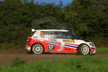 © North One Sport Limited 2010/Octane Photographic Ltd.  2010 WRC Germany SS9 Freisen Westrich I. 21st August 2010. Digital Ref : 0160LW7D5537