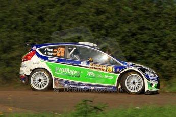 © North One Sport Limited 2010/Octane Photographic Ltd.  2010 WRC Germany SS9 Freisen Westrich I. 21st August 2010. Digital Ref : 0160LW7D5546