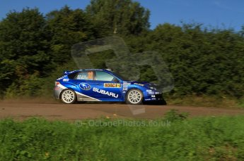 © North One Sport Limited 2010/Octane Photographic Ltd. 2010 WRC Germany SS9 Freisen Westrich I. 21st August 2010. Digital Ref :0160LW7D5631