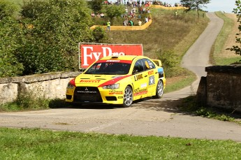 © North One Sport Limited 2010/ Octane Photographic Ltd. 2010 WRC Germany Shakedown. Digital Ref : 0036cb1d4165