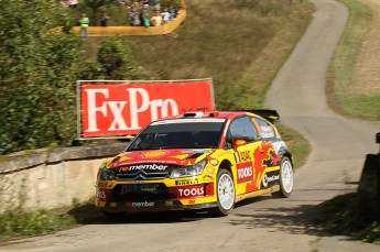 © North One Sport Limited 2010/ Octane Photographic Ltd. 2010 WRC Germany Shakedown. Digital Ref : 0036cb1d4241