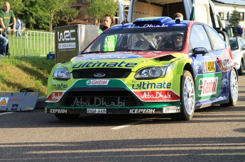 © North One Sport Limited 2010/ Octane Photographic Ltd. 2010 WRC Germany Shakedown. Digital Ref : 0036lw7d2667