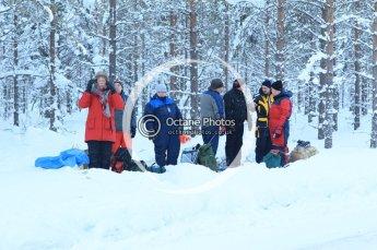 © North One Sport Ltd.2010 / Octane Photographic Ltd.2010. WRC Sweden SS3. February 12th 2010. Digital Ref : 0130CB1D1618