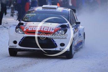 © North One Sport Ltd.2010 / Octane Photographic Ltd.2010. WRC Sweden SS3. February 12th 2010. Digital Ref : 0130CB1D1772