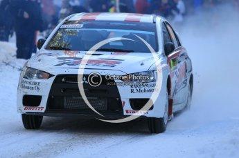 © North One Sport Ltd.2010 / Octane Photographic Ltd.2010. WRC Sweden SS3. February 12th 2010. Digital Ref : 0130CB1D1803