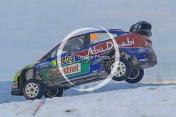 © North One Sport Ltd.2010 / Octane Photographic Ltd.2010. WRC Sweden SS18 February 14th 2010. Digital Ref : 0136CB1D2356