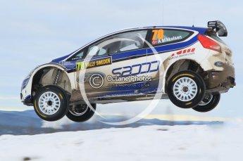 © North One Sport Ltd.2010 / Octane Photographic Ltd.2010. WRC Sweden SS18 February 14th 2010. Digital Ref : 0136CB1D2385