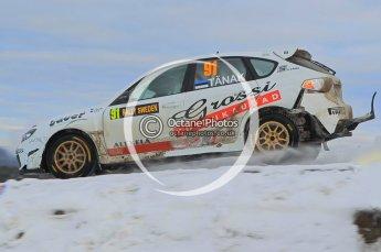 © North One Sport Ltd.2010 / Octane Photographic Ltd.2010. WRC Sweden SS18 February 14th 2010. Digital Ref : 0136CB1D2457