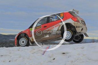 © North One Sport Ltd.2010 / Octane Photographic Ltd.2010. WRC Sweden SS18 February 14th 2010. Digital Ref : 0136CB1D2465