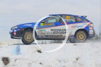 © North One Sport Ltd.2010 / Octane Photographic Ltd.2010. WRC Sweden SS18 February 14th 2010. Digital Ref : CB1D2511
