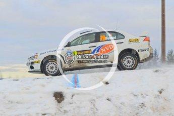 © North One Sport Ltd.2010 / Octane Photographic Ltd.2010. WRC Sweden SS18 February 14th 2010. Digital Ref : 0136CB1D2540