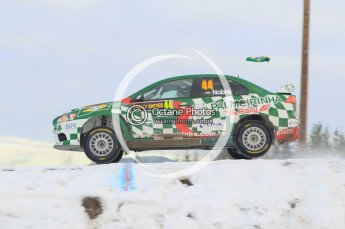 © North One Sport Ltd.2010 / Octane Photographic Ltd.2010. WRC Sweden SS18 February 14th 2010. Digital Ref : 0136CB1D2562