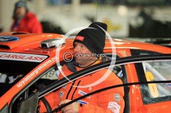 © North One Sport Ltd.2010 / Octane Photographic Ltd.2010. WRC Sweden SS1 Karlstad Stadium. February 11th 2010. Digital Ref : 0131CB1D1398