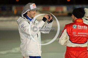 © North One Sport Ltd.2010 / Octane Photographic Ltd.2010. WRC Sweden SS1 Karlstad Stadium. February 11th 2010. Digital Ref : 0131CB1D1441