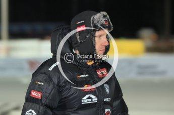 © North One Sport Ltd.2010 / Octane Photographic Ltd.2010. WRC Sweden SS1 Karlstad Stadium. February 11th 2010. Digital Ref : 0131CB1D1450