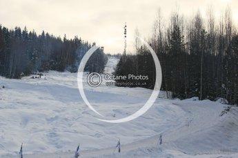 © North One Sport Ltd.2010 / Octane Photographic Ltd.2010. WRC Sweden SS21 February 14th 2010. Digital Ref : 0137CB1D2585