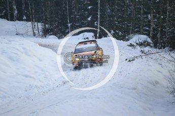 © North One Sport Ltd.2010 / Octane Photographic Ltd.2010. WRC Sweden SS21 February 14th 2010. Digital Ref : 0137CB1D2814