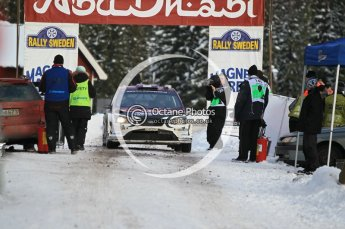 © North One Sport Ltd.2010 / Octane Photographic Ltd.2010. WRC Sweden SS21 February 14th 2010. Digital Ref : 0137CB1D2987