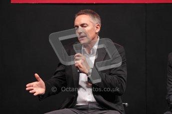 © Octane Photographic Ltd. Autosport International 2011, January 14th 2011. McLaren's Martin Whitmarsh. Digital ref : 0045CB1D5203