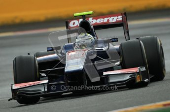 © Octane Photographic Ltd. 2011. Belgian Formula 1 GP, Practice session - Friday 26th August 2011. Digital Ref : 0170cb1d7482