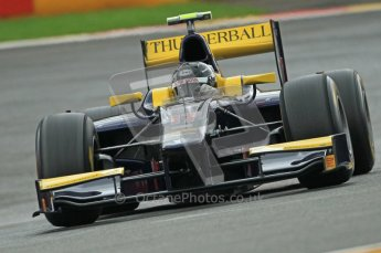 © Octane Photographic Ltd. 2011. Belgian Formula 1 GP, Practice session - Friday 26th August 2011. Digital Ref : 0170cb1d7511