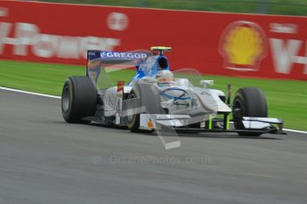 © Octane Photographic Ltd. 2011. Belgian Formula 1 GP, Practice session - Friday 26th August 2011. Digital Ref : 0170CB7D2095