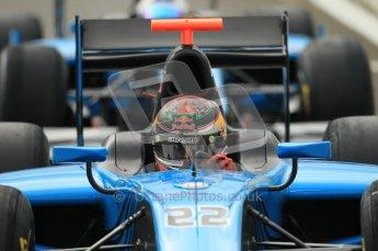 © Octane Photographic Ltd. 2011. Belgian Formula 1 GP, GP2 Race 2 - Sunday 28th August 2011. Brendon Hartley races with Ocean Racing Technology at Spa. Digital Ref : 0205cb1d0086