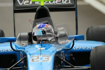 © Octane Photographic Ltd. 2011. Belgian Formula 1 GP, GP2 Race 2 - Sunday 28th August 2011. Johnny Cecotto, Jr racing with Ocean Racing Technology at Spa. Digital Ref : 0205cb1d0089