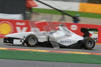 World © Octane Photographic Ltd. 2011. Belgian GP, GP3 Practice session - Saturday 27th August 2011. Dean Smith of Addex Team. Digital Ref : 0204lw7d3711