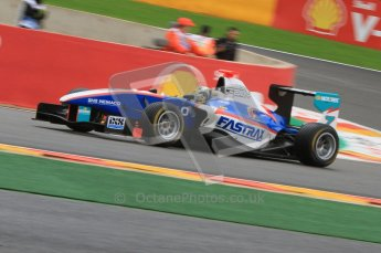 World © Octane Photographic Ltd. 2011. Belgian GP, GP3 Practice session - Saturday 27th August 2011. Nico Muller of Jenzer Motorsport. Digital Ref : 0204lw7d3766