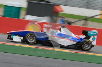 World © Octane Photographic Ltd. 2011. Belgian GP, GP3 Practice session - Saturday 27th August 2011. Alex Fontana of Jenzer Motorsport. Digital Ref : 0204lw7d3773