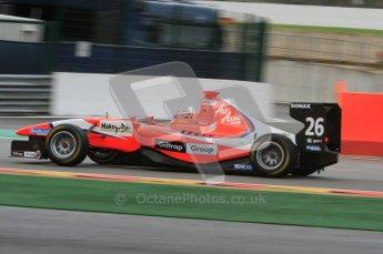 World © Octane Photographic Ltd. 2011. Belgian GP, GP3 Practice session - Saturday 27th August 2011. Mitch Evans of MW Arden. Digital Ref : 0204lw7d3820