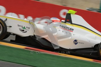 World © Octane Photographic Ltd. 2011. Belgian GP, GP3 Practice session - Saturday 27th August 2011.  Michael Christensen of RSC Mucke Motorsport. Digital Ref : 0204lw7d3885