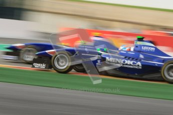 World © Octane Photographic Ltd. 2011. Belgian GP, GP3 Practice session - Saturday 27th August 2011. Leonardo Cordeiro of Carlin. Digital Ref : 0204lw7d3968
