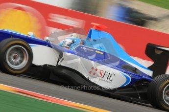 World © Octane Photographic Ltd. 2011. Belgian GP, GP3 Practice session - Saturday 27th August 2011. Marlon Stockinger of Atech CRS GP. Digital Ref : 0204lw7d3976