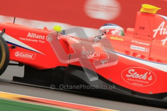 World © Octane Photographic Ltd. 2011. Belgian GP, GP3 Practice session - Saturday 27th August 2011. Simon Trummer of MW Arden. Digital Ref : 0204lw7d4032