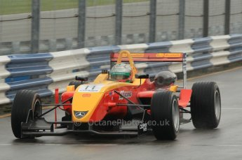 © Octane Photographic 2011 – British Formula 3 - Donington Park - Race 2. 25th September 2011. Digital Ref : 0186lw1d6591